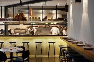 Oklava restaurant design