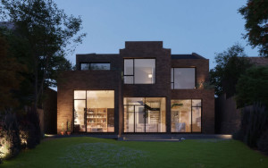 New build london architect