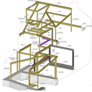 Buidling Information Modelling architect west london
