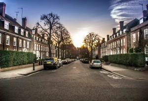 Terraced houses London RISE Design Studio