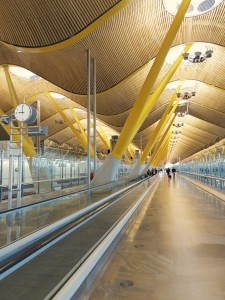 Richard Rogers Madrid airport