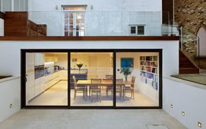 RISE Design Studio Garden Room