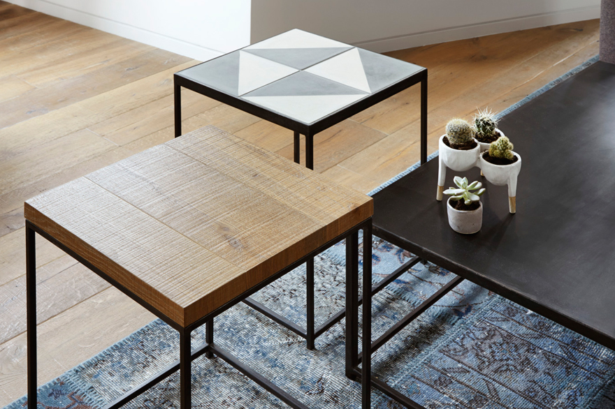 glenshaw coffee tables | projects