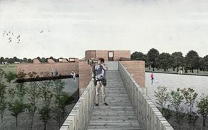 RISE Design Langley Vale Visitor Center