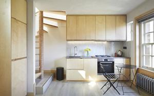 casa plywood london architecture